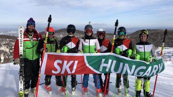 Először rendez Magyarország nemzetközi síversenyt