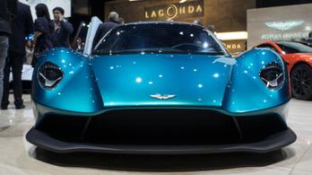 Új tulajdonos menti meg az Aston Martint