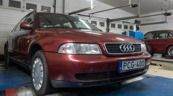 Totalcar Erőmérő: Audi A4 Avant 1.8 20V