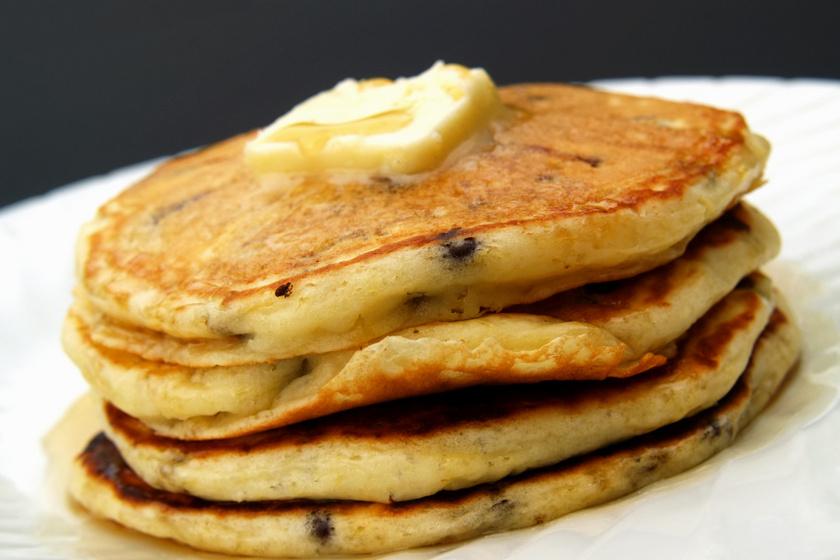 csokichipses pancake recept