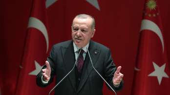 Erdogan katonai erőt alkalmaz, ha nem normalizálódik a helyzet Szíriában