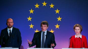 Brexit: az EU sajnálja, de továbblépett