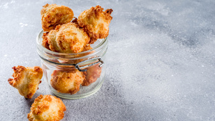 Levendulás kókuszcsók – így lesz nagyon menő desszerted 4 összetevőből