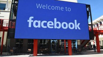 30 milliárd dollárt esett a Facebook értéke