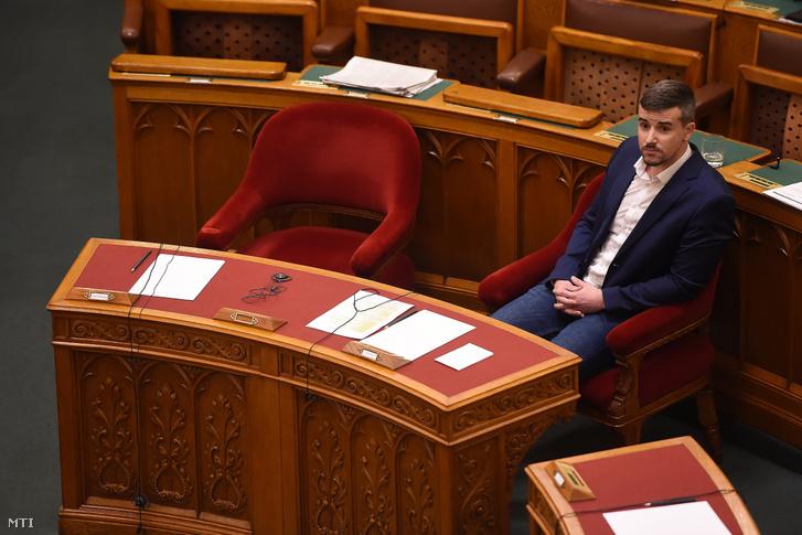 Jakab Péter a Jobbik frakcióvezetője
