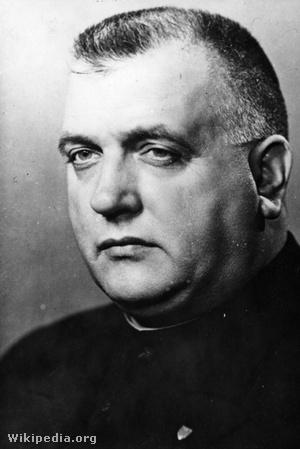 Jozef Tiso az 1939–1945 közötti első Szlovák Köztársaság elnöke