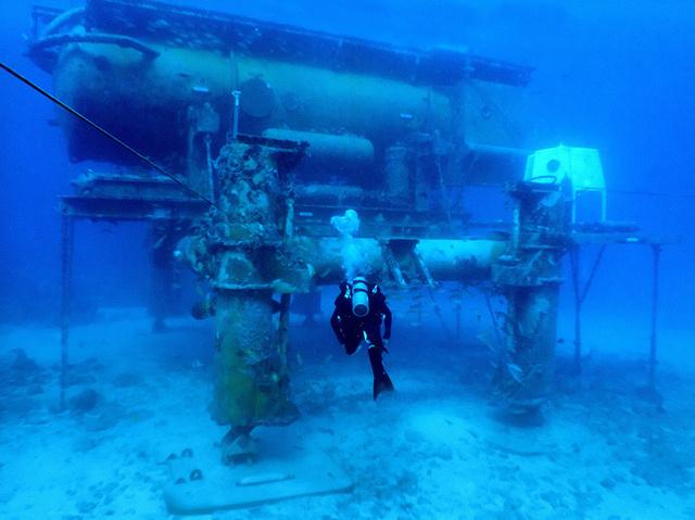 aquarius reef enl