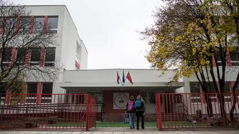Fertőtlenítették a budapesti kínai-magyar két tannyelvű iskolát