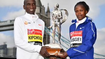 Két maraton-világcsúcstartóval megy Kenya az olimpiára