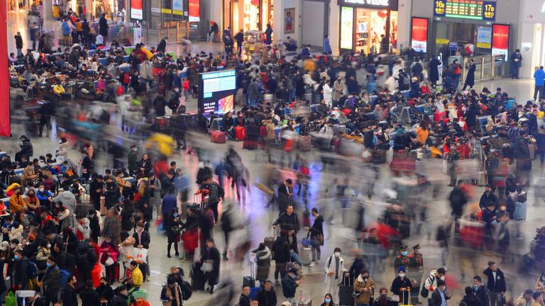 Mennyi fertőzött kínai utazhat világszerte?