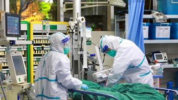 Újabb 45 áldozata van a koronavírusnak Kínában