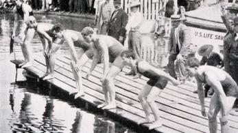 A Magyar Cápa 60 métert is úszott egy levegővel