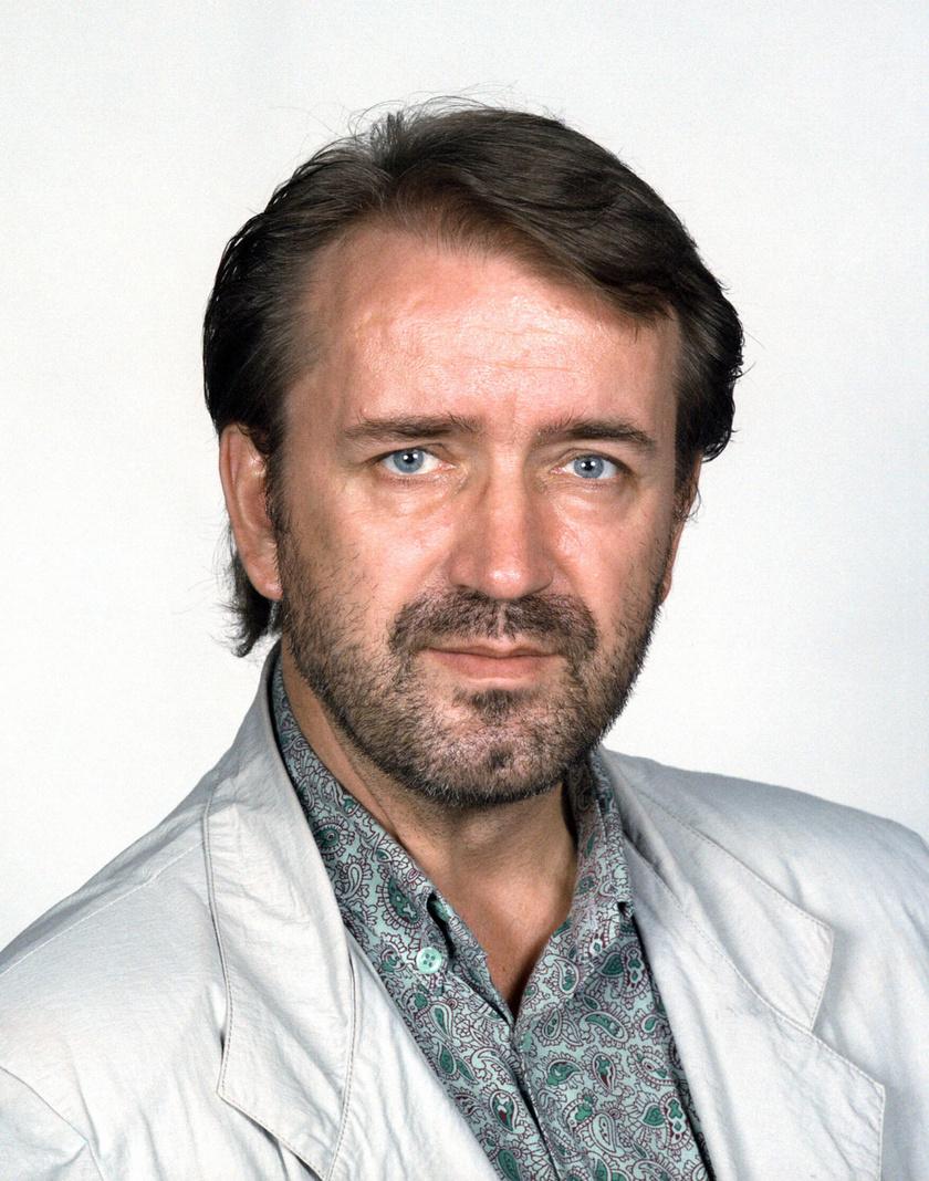 Andorai Péter a kilencvenes években