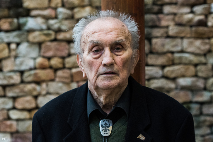 Tornai József Kossuth-díjas költő a nemzet művésze
