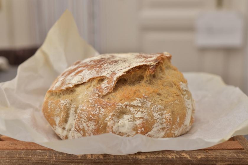 kenyér előtészta