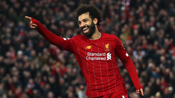 City-rekordot beállítva menetel tovább a veretlen szezon felé a Liverpool