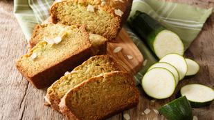 Gyors, sült hagymás cukkinikenyér – mutatjuk, hogyan készítsd az isteni kenyeret, amiben alig van szénhidrát!