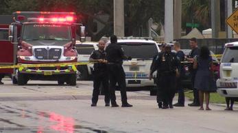 Két embert lelőttek Floridában egy templom előtt