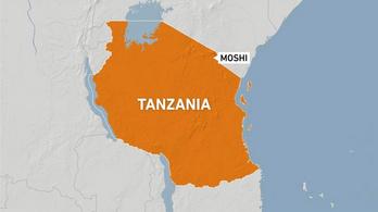 Húsz embert, köztük öt gyereket tapostak halálra egy tanzániai istentiszteleten