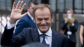 Az EU tárt karokkal várná vissza a független Skóciát, legalábbis Donald Tusk szerint