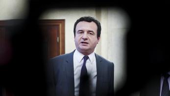 Ultranacionalista vezetésű koalíciós párt alakul Koszovóban
