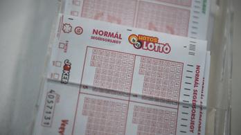 Valaki megnyerte a hatos lottót
