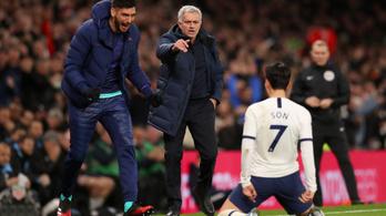 Drámai meccset hozott Mourinho és Guardiola újabb összecsapása