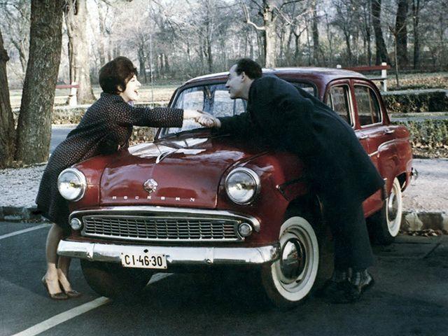Nem jó autó, de mára legalább elég drága lett: Moszkvics 407