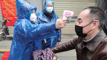 A hivatalosnál sokkal több lehet a koronavírusos fertőzött Vuhanban