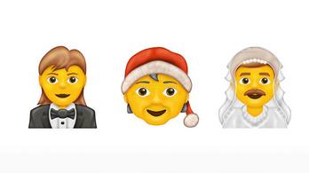 Ki akart gendersemleges télapót emojinak?