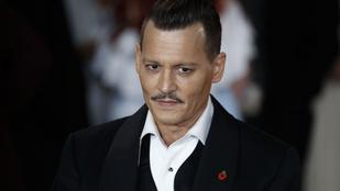 Hangfelvétel bizonyítja, hogy Amber Heard bántalmazta Johnny Deppet