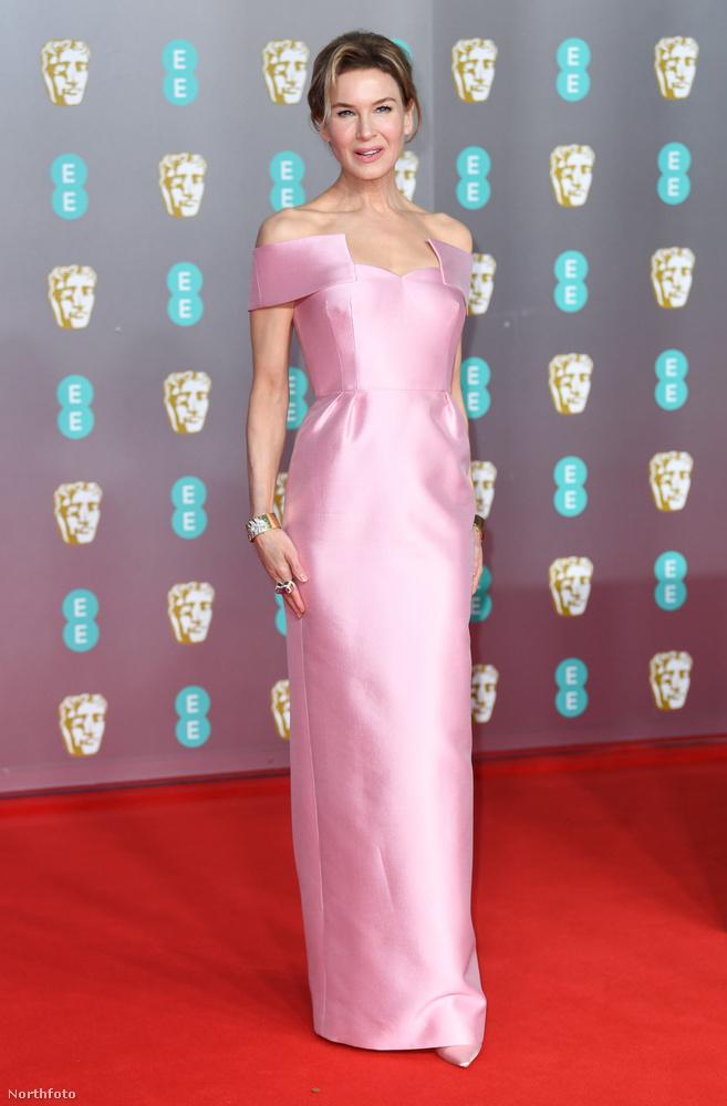 Renée Zellweger karrierje szépen ível felfelé mostanában