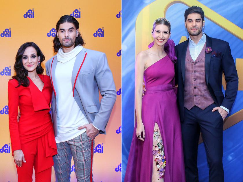 A Dal 2020-ban Rókusfalvy Lilivel és a 2019-es műsorban Dallos Bogival.