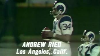 A Super Bowl-győztes edző 13 évesen kétszer akkora volt, mint a kortársai