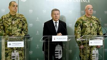 Nem kell evakuálni a magyar katonákat Irakból