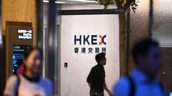 Tovább mélyült a gazdasági válság Hongkongban