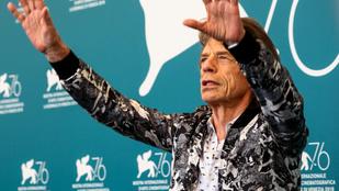 """15 évesen feküdt le Mick Jaggerrel: """"nagyon jól csókolt"""""""