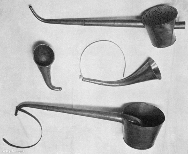 A Beethoven által használt hallásjavító eszközök