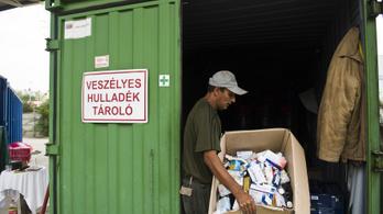 340 tonna gyógyszert semmisítettek meg Magyarországon
