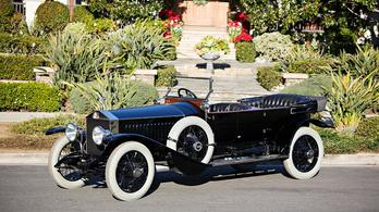 Világháború előtti Rolls-Royce kerül kalapács alá