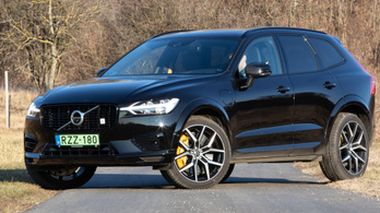 Volvo XC60 T8 Polestar Engineered - 2020.