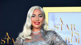 Lady Gaga megmutatta új szerelmét