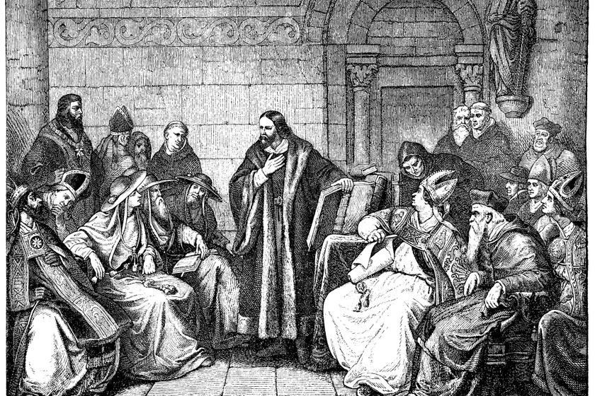 Egy bírósági per a középkorban