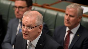 Fekete Nyárnak nevezte Ausztrália miniszterelnöke az idei tűzszezont