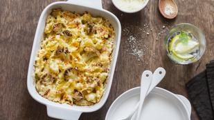 Tészta helyett próbáld ki a sajtos makarónit karfiolból!