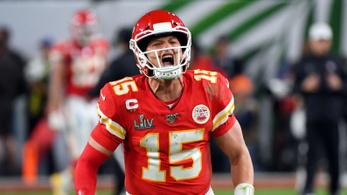 A Chiefs-irányító maga kérte a Super Bowl legfontosabb játékát
