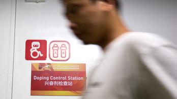 Leállították a doppingellenőrzéseket Kínában a koronavírus miatt