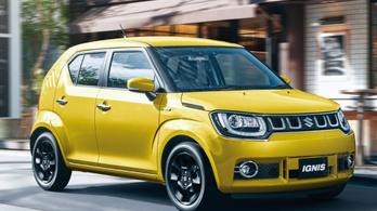 Átalakul a Suzuki Ignis
