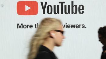 Kiderült, mennyit keres a YouTube a reklámokon