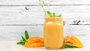 Mangós-vaníliás avokádósmoothie – indítsd a napot egy tartalmas és nagyon finom reggelivel!